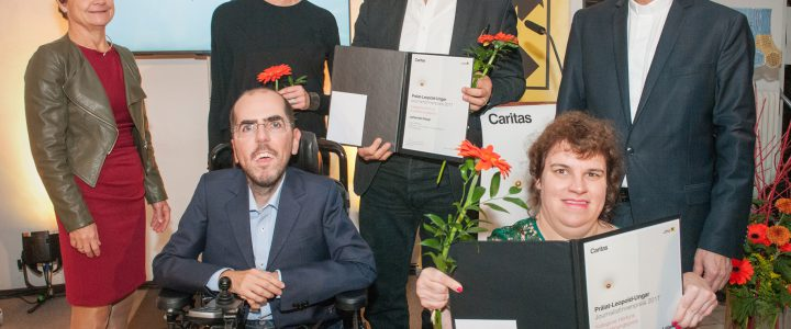 Wir haben beim Prälat-Leopold-Ungar-JournalistInnenpreis 2017 gewonnen!