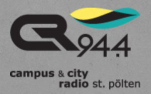 Logo campus & city radio st. pölten